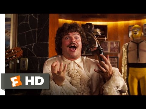 Nacho Libre (6/10) Movie CLIP - Party for Ramses (2006) HD