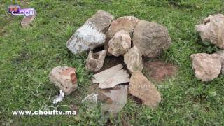 صادم و بالفيديو..من مقبرة سيدي بوزيان نواحي البيضاء..حَصلو مْرا كتحفر باش تدفن السِحر وها شنو وقع ليها |