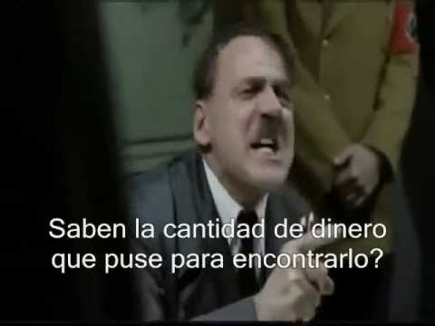 Hitler se entera de Richi Phelps