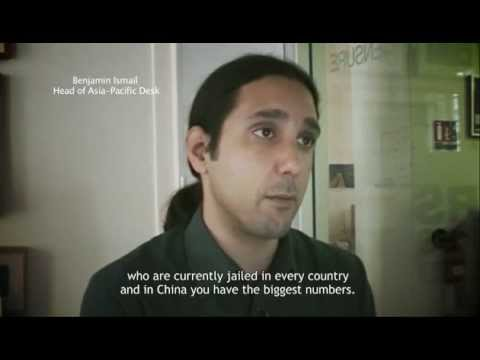 Interview with Benjamin Ismaïl, Reporters without Borders