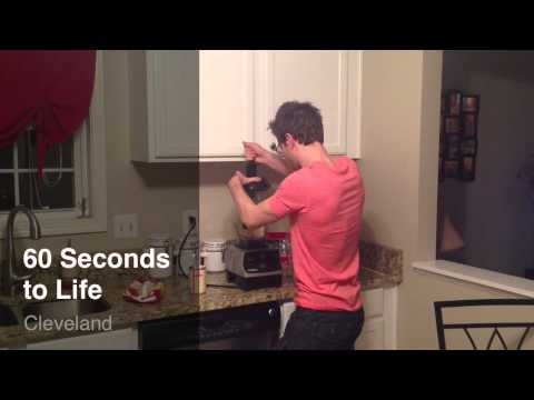 60 Seconds To Life- Coconut Milk-Shake