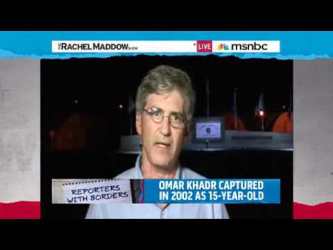 Rachel Maddow- Teen fighter on trial at Guantanamo