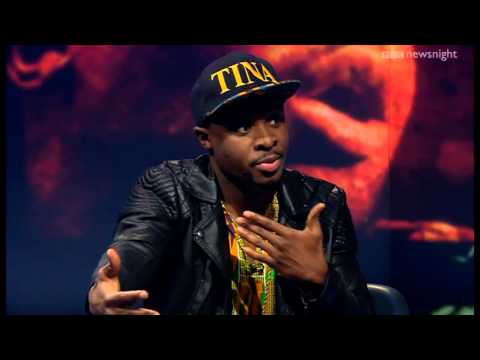 NEWSNIGHT: Fuse ODG on Africa and Afrobeats and performing hit Million Pound Girl