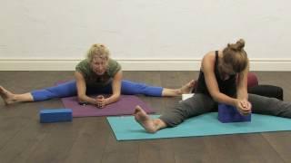 Ćwiczenia joga dla kregosłupa