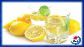 10 Beneficios de beber agua tibia con limon en ayunas