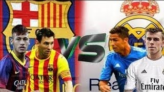 Bale & Ronaldo Vs Neymar & Messi| The War| HD