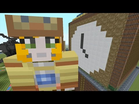 Minecraft: Xbox - Building Time - Clock Tower {42}