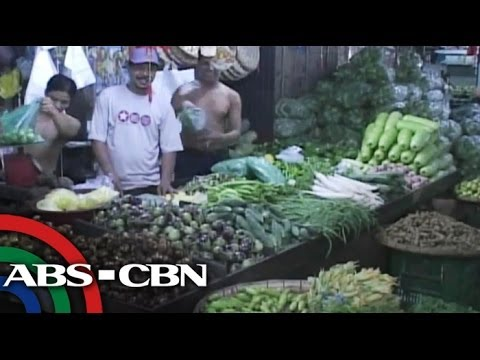 Sudden price hike of vegetables