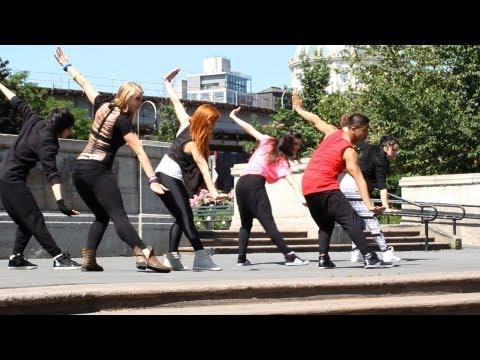 Dance like Beyonce in Love on Top, 5   Dance Crew