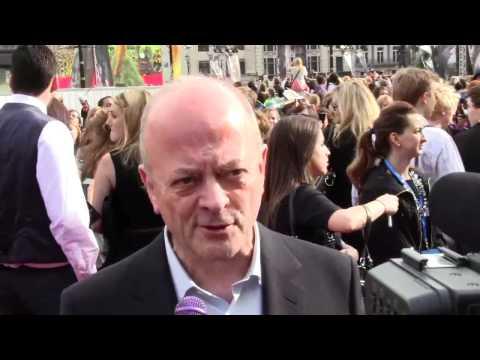 Deathly Hallows 2 World Premiere - David Barron