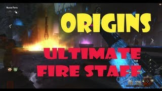 ORIGINS Upgraded Staff Tutorial How To Upgrade The
