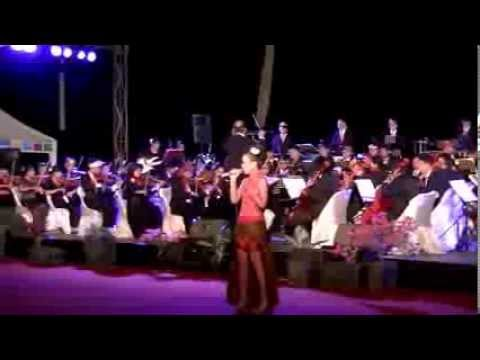 BOROBUDUR JOVITA with orkestra - YouTube