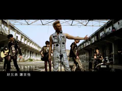Richie Jen 任賢齊【任性】MV官方版-2012.12.15台北小巨蛋【飆】演唱會主題曲