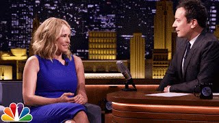 Chelsea Handler Loses it on The Tonight Show