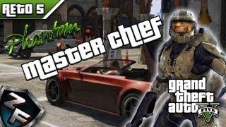 GTA 5 Reto #5: Encontrar A Master Chief Easter Egg