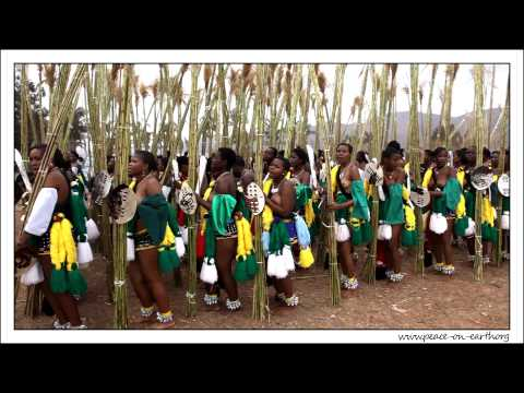 2012 Umhlanga Reed Dance Ceremony, Swaziland (12)