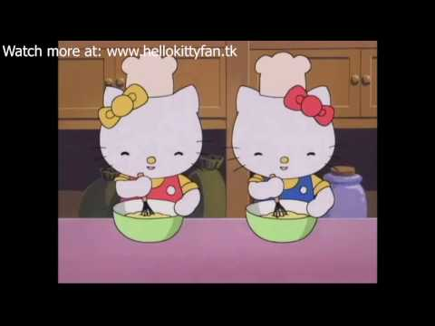 Hello Kitty Paradise 23_ Making Cookies
