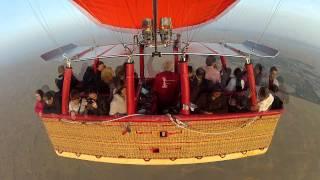 Экскурсия - полет на воздушном шаре, Дубай