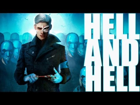 Vergil's Downfall - Hell And Hell - Hollow Vergil Boss