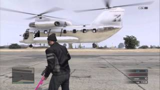 How To Get A Modded Mission In Gta 5 Online (PS3)