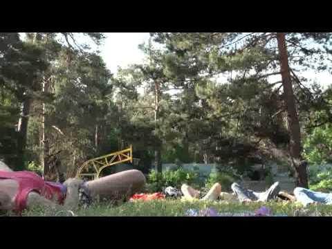 Утренняя йога с Натальей Бортниченко (03.05.2011)