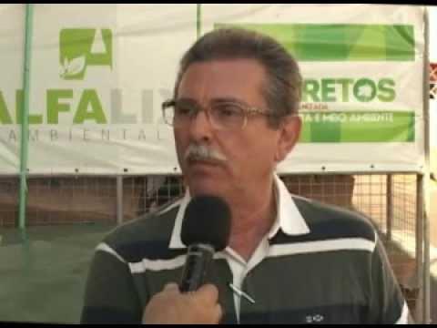 TV ACIB - Marco Antonio - Dir Secret Meio ambiente