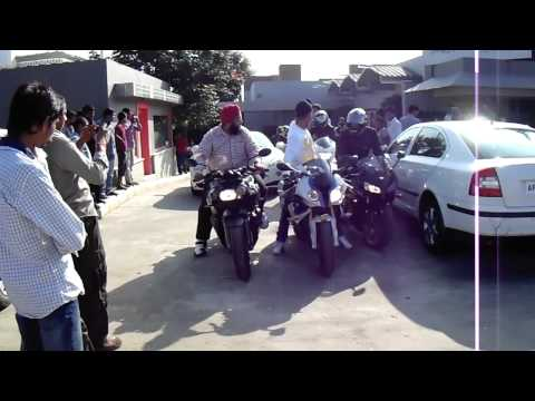 IMPORTED CARS & BIKES AT HILL PARK RESTAURANT