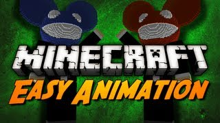 Minecraft: Easy Animation Tool! (Compared To Other