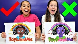 3 MARKER CHALLENGE   Toys AndMe