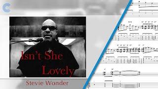 Alto Sax Isn't She Lovely Stevie Wonder Sheet Music