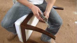 Restaurar mueble de madera