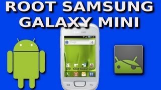 TUTORIAL COMO ROOTEAR SAMSUNG GALAXY MINI S5570l