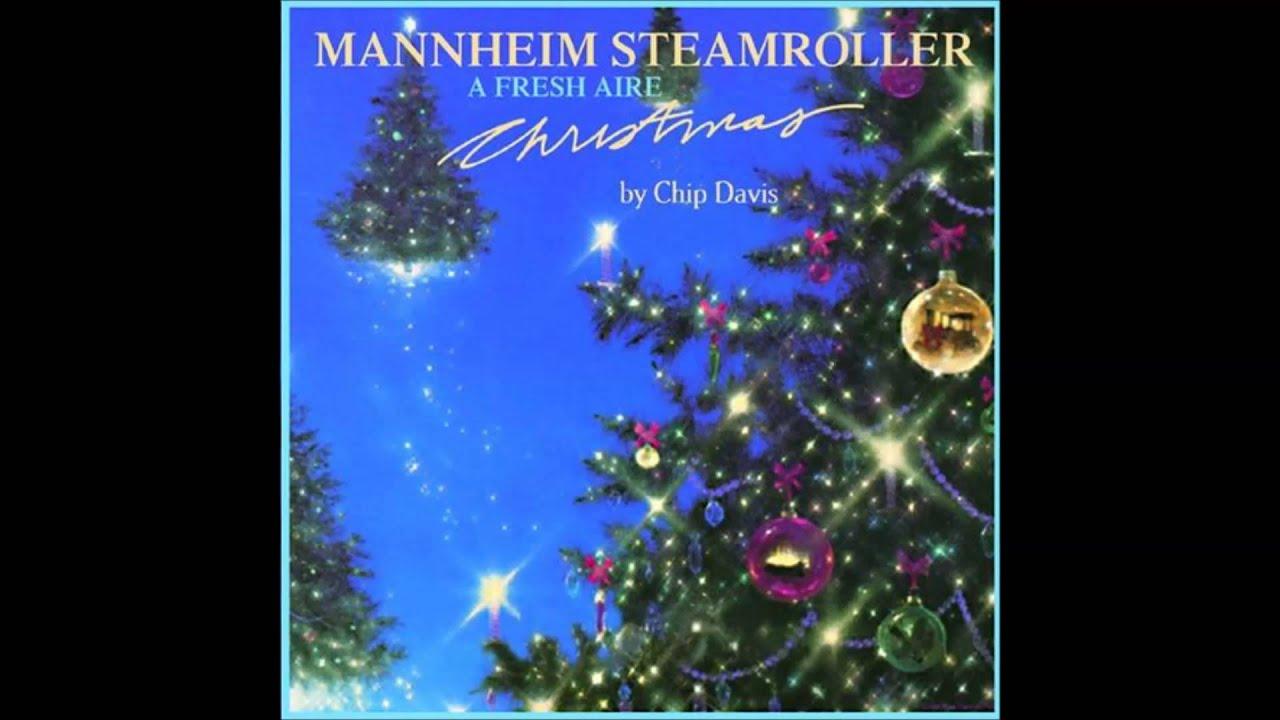 Mannheim steamroller turnédatoer