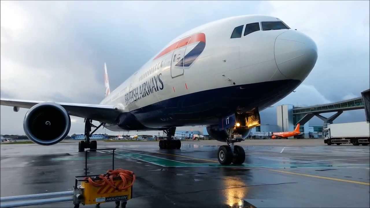 engine boeing 777 - photo #34