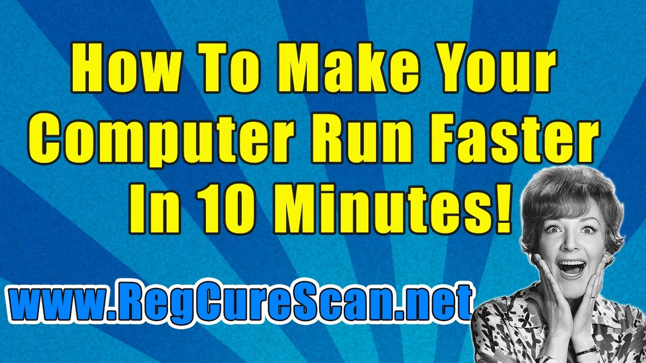 Here are proven ways to make your PC faster