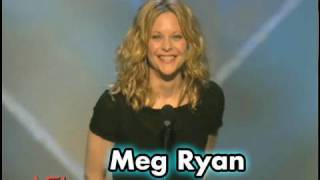 Meg Ryan Salutes Tom Hanks at AFI Life Achievement Award view on youtube.com tube online.