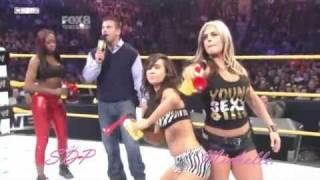 AJ Lee And Kaitlyn: That's Why I Love You.
