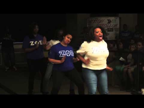 Set It Off Stroll Off- Xi Omicron Zeta Phi Beta