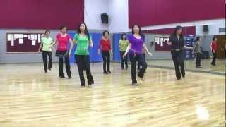 Outta Control Line Dance (Dance & Teach In English