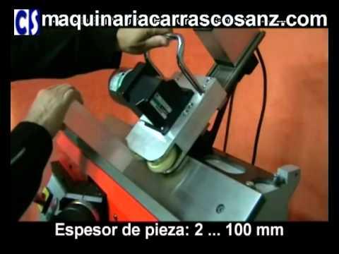Biseladora - Pulidora Euracryl V2