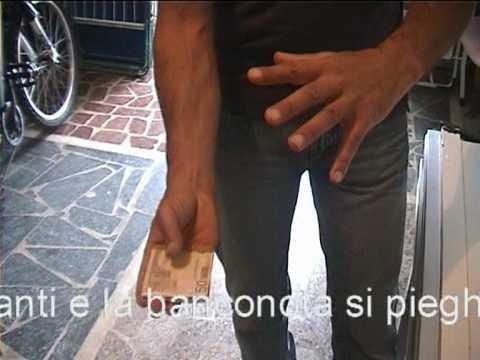 Trucco della banconota piegata+Tutorial by LoSmucinatore