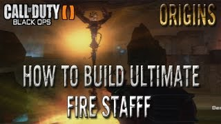 Black Ops 2 Zombies Origins How To Build The Ultimate Fire