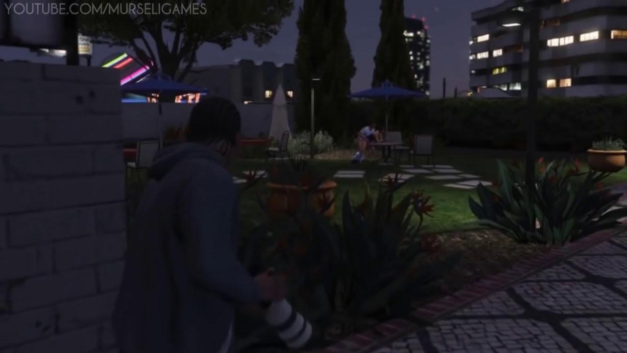 grand theft auto sex scene