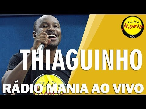 Rádio Mania - Thiaguinho - A Amizade é Tudo