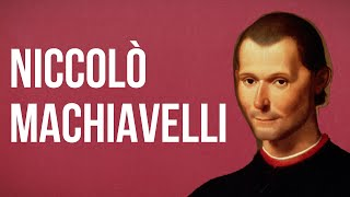 POLITICAL THEORY - Niccol� Machiavelli