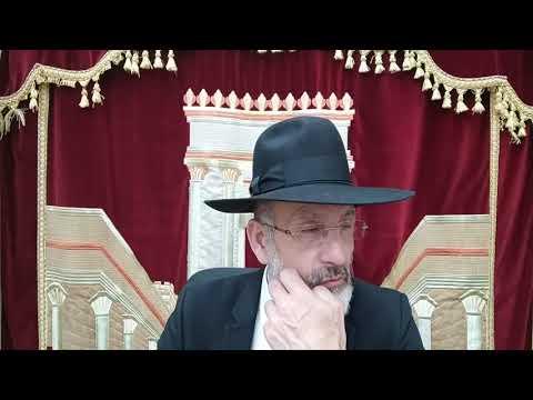 Les minhaguim de Pessah Chéni Léïlouy nichmat de Gilles David ben Khemissa Paulette zal.