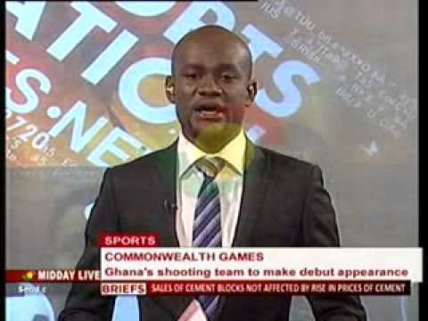 Midday Live - Sports - Commonwealth Games - 21/7/2014