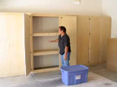 Our Ultimate Unique Garage Storage System Created And