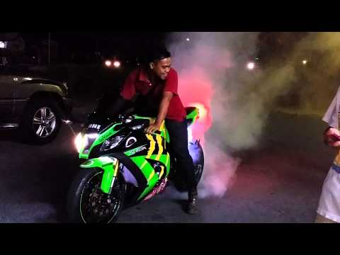 ZX10R, Rider Community Of Lahad Datu
