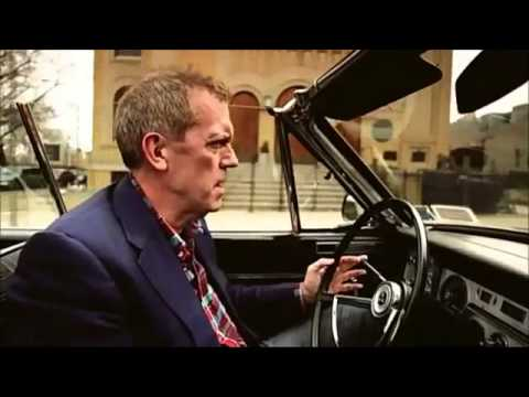 Perspectives Hugh Laurie Copper Bottom Blues Promo ITV 2013